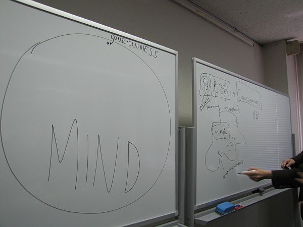 My theory of Mind.