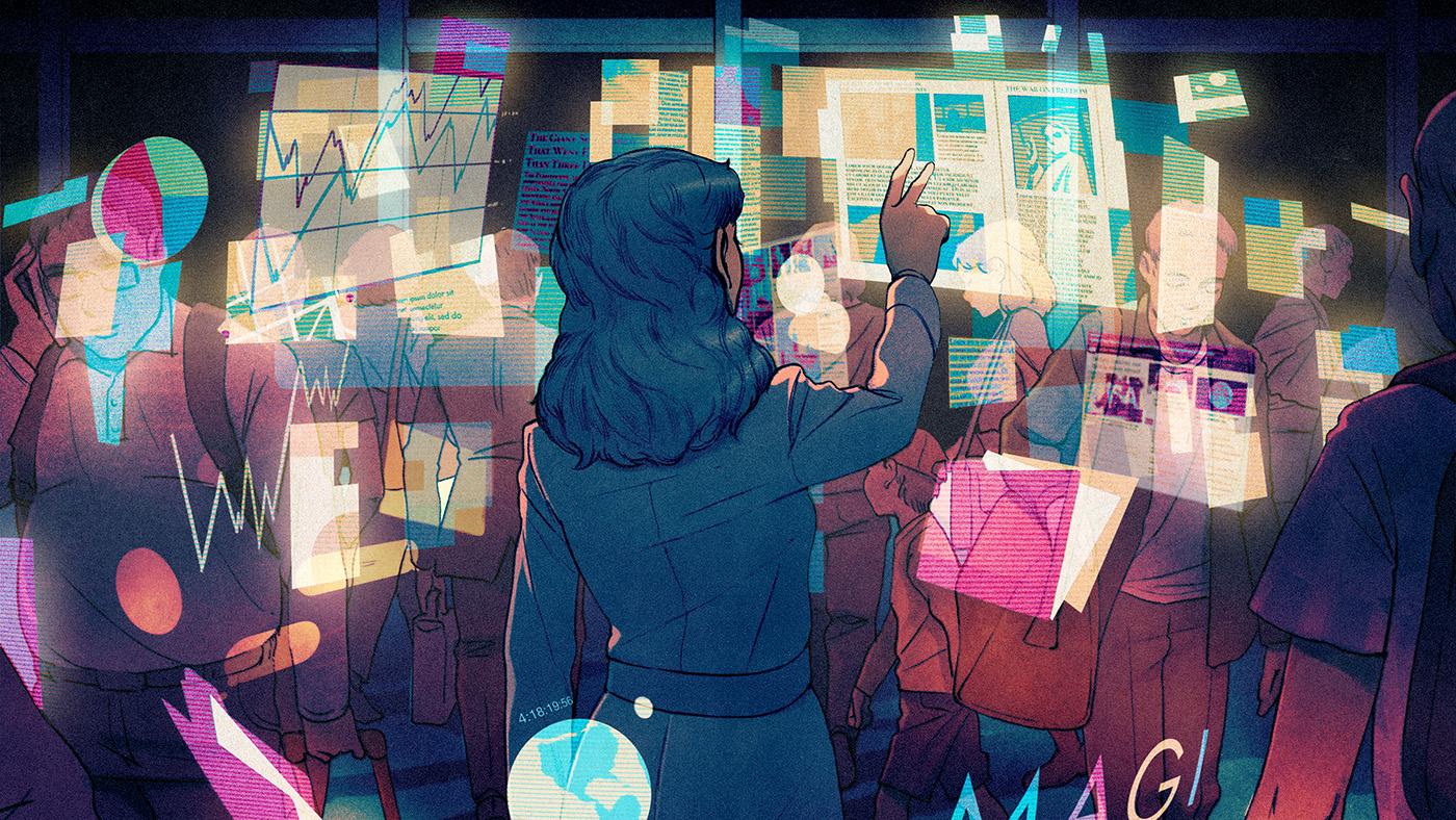 Illustration by Kevin Hong.